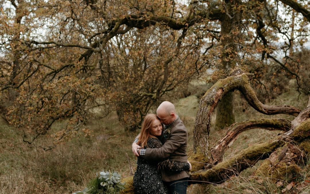 ELLIE + ROB – A GUARDSWELL FARM ELOPEMENT WEDDING