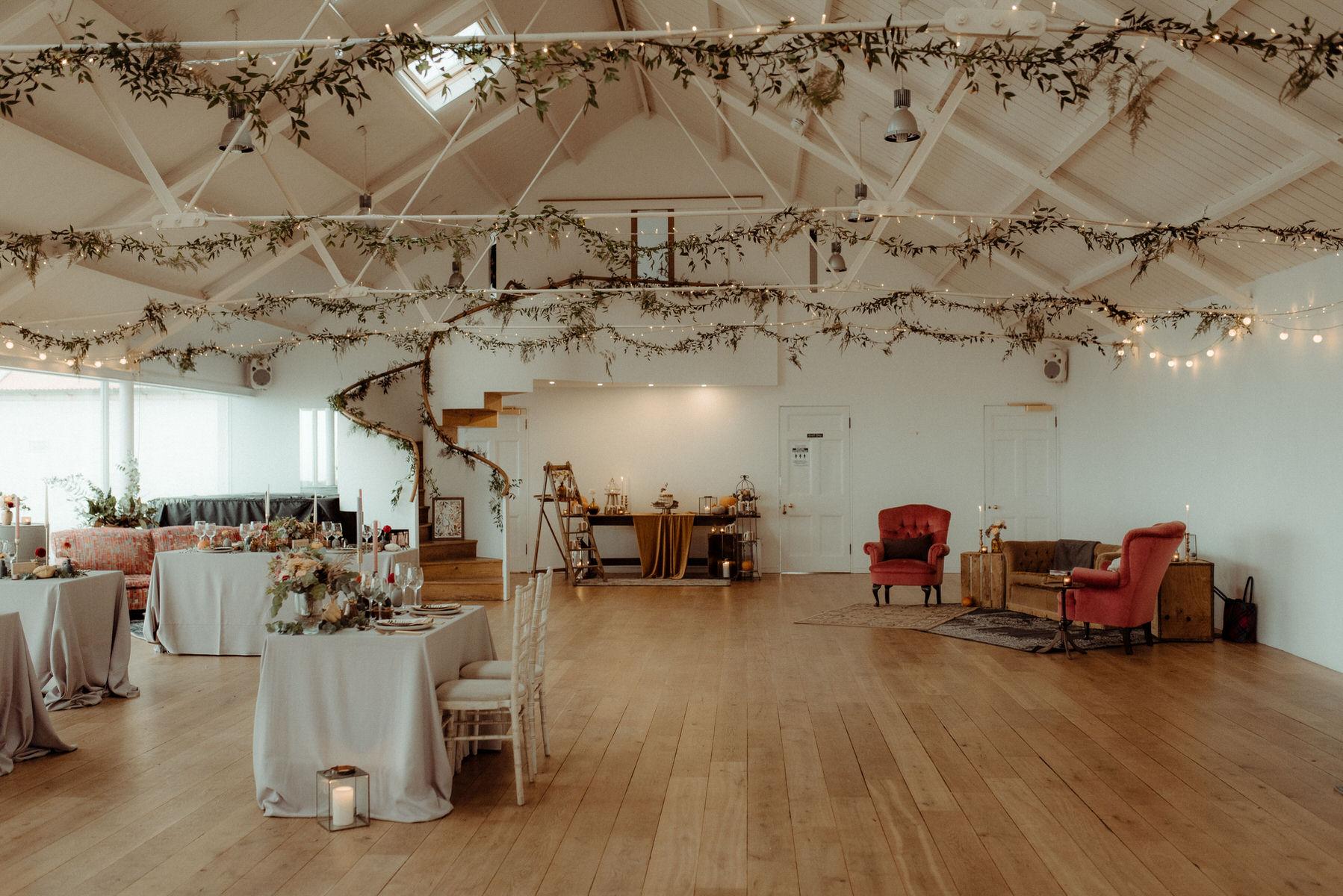 Scottish wedding at Crear